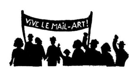 Vive le mail art