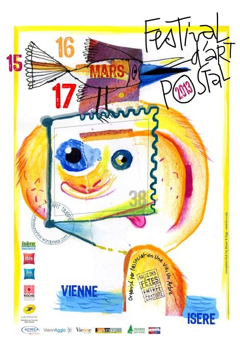 affiche UVUA 2013