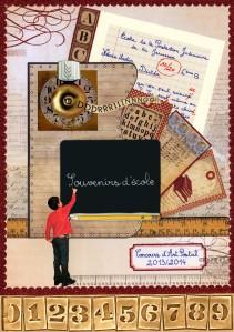 Affiche - Souvenirs d'école