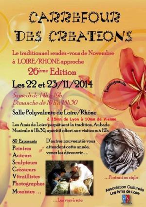 AFFICHE AMIS DE LOIRE 2014
