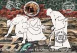 Art Postal : Les glaneuses de nouvelles