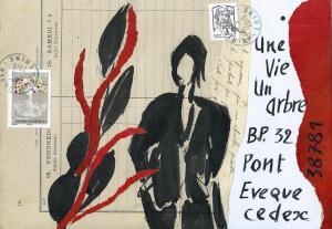 15-118 - Oeuvre de Christiane BERTI