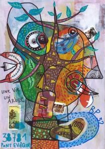 15-297 - Oeuvre de Eric MEYER