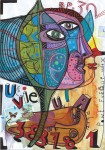 16-252 - Oeuvre d'Eric MEYER ... ... ... ... ... ... ... 23x32 - 30 €