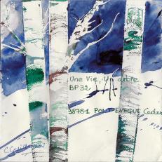 Enveloppe de Catherine GUILLERMOU